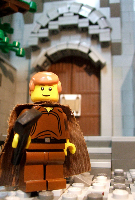 Martin Luther and the Reformation in Lego   Christian Funny Pictures ...