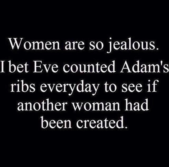 what makes a woman jealous of another woman