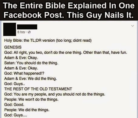 entire bible explained 1