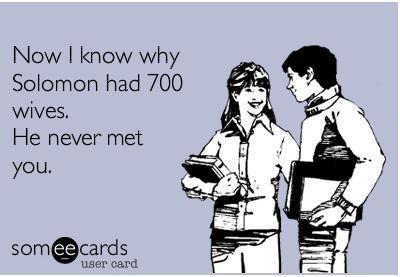700 wives solomon