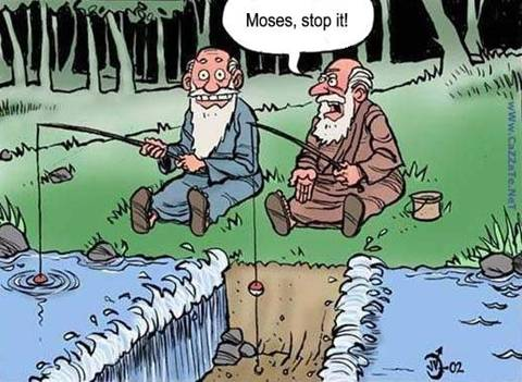 moses stop it cartoon