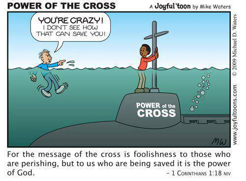 THE MESSAGE OF THE CROSS EBOOK