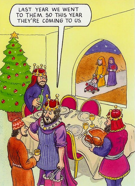 Does your family swap for hosting christmas christian funny next years christmas three wise men voltagebd Gallery