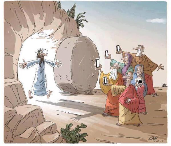 1 Jesus is risen (in the 21st century(