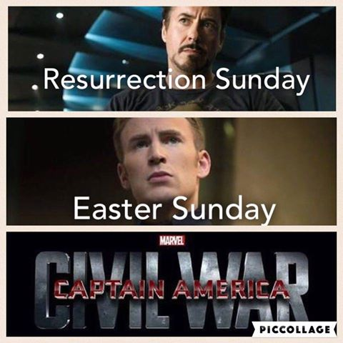 6 Easter sunday or resurrection