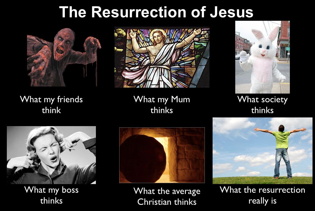 7 resurrection of jesus