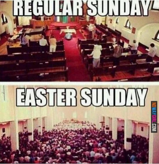 Easter Memes 4