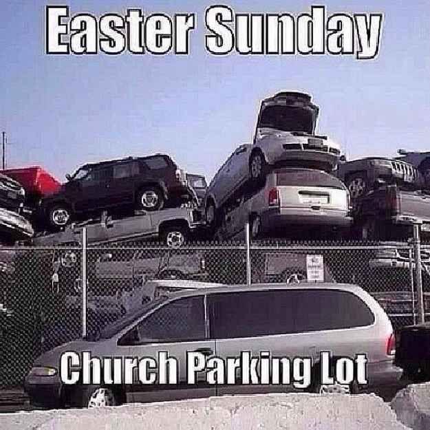 Easter Memes 9