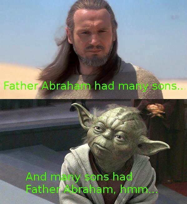 Yoda Christian May the fourth 3