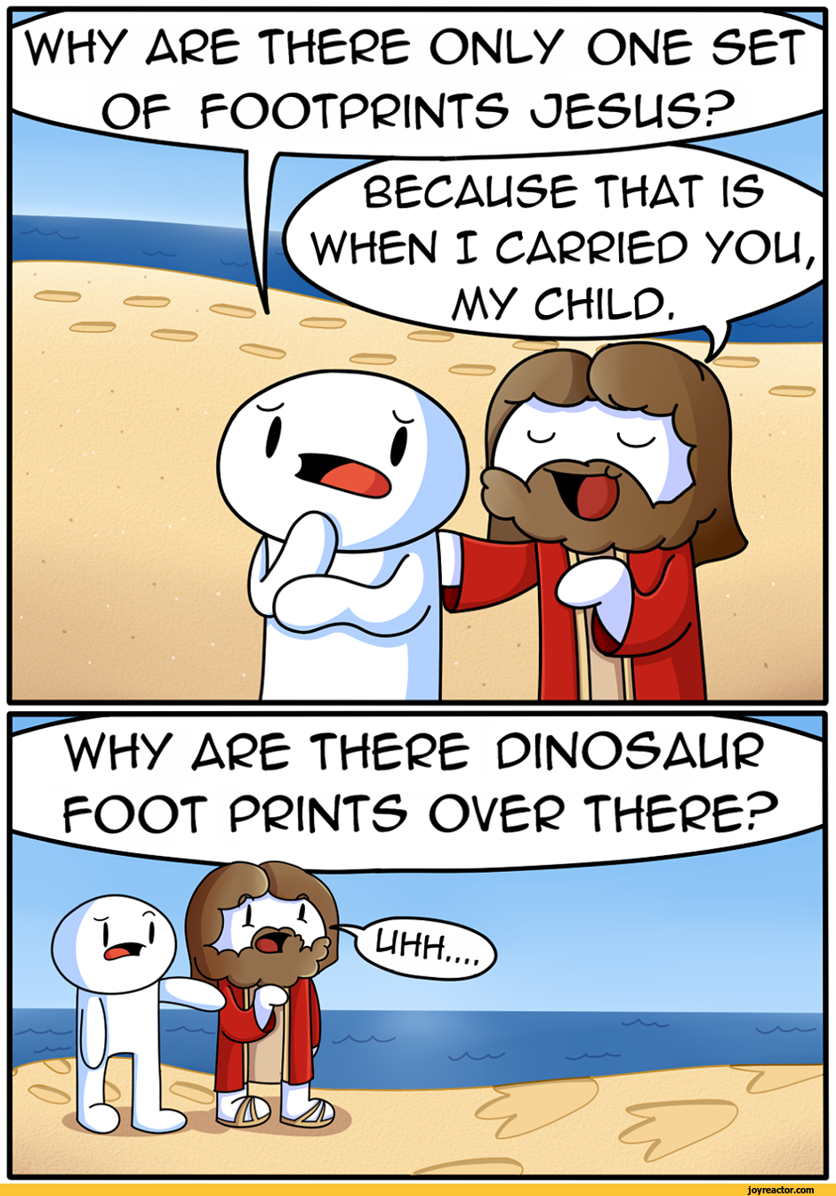 Footprints in the Sand 7