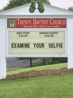 Best of Church Signs 1