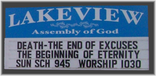 Best of Church Signs 3