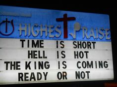 Best of Church Signs 4