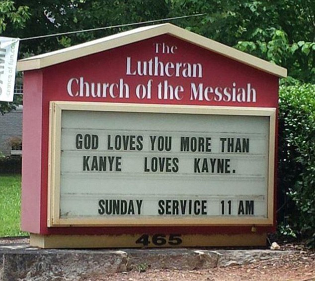 Best of Church Signs 7
