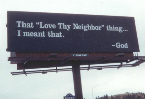 Love Thy Neighbour Christian Funny Pictures A Time To Laugh