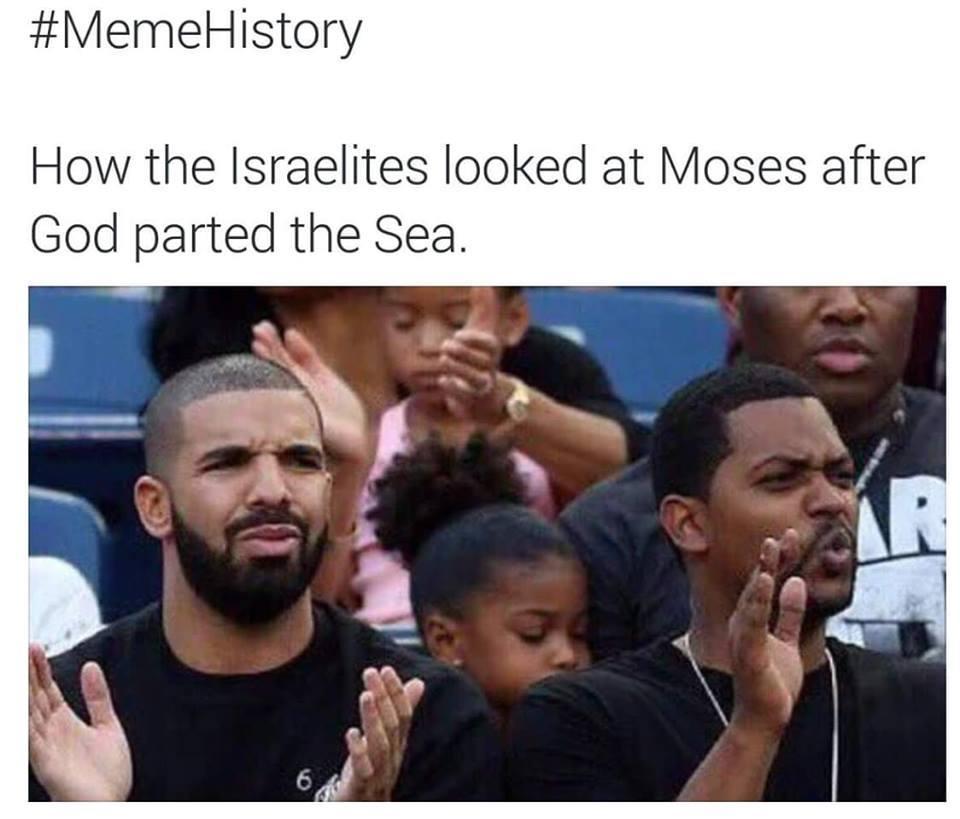 MemeHistory funny 4 twitter hilariously explains the bible with memehistory,History Memes Twitter