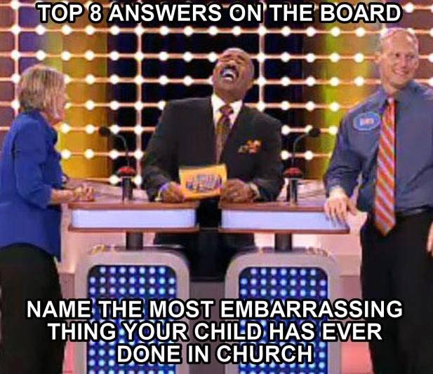 top-8-most-embarrassing-thing-your-child-has-ever-done-in-church