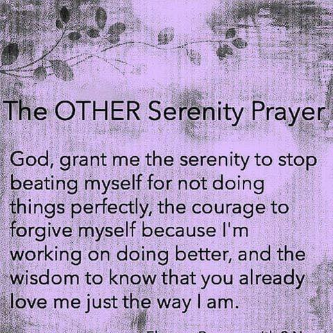 The other Serenity prayer | Christian Funny Pictures - A ...