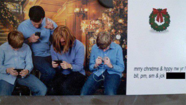 Best Christmas Cards Ever